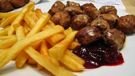 IKEA to curb climate change with veggie Swedish meatballs | Climate change challenges | Scoop.it