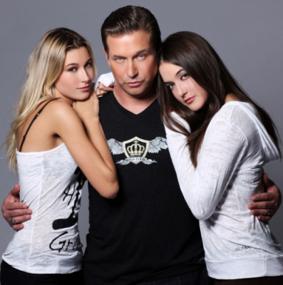 Hailey and Alaia Baldwin Join Father Stephen Baldwin for So Lucky To B Me Apparel Line | Best of the Los Angeles Fashion | Scoop.it