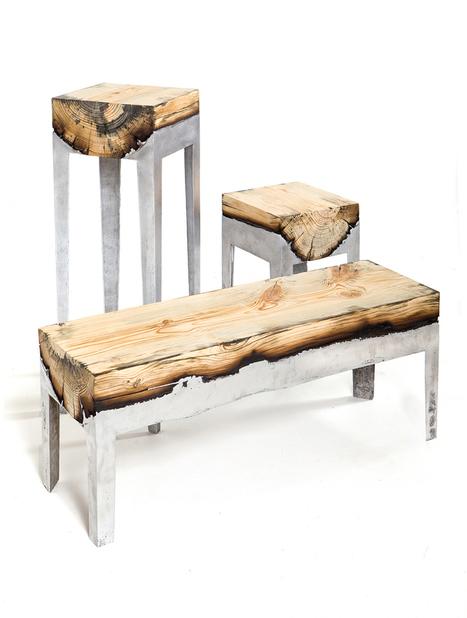 wood casting by hilla shamia | designboom | weLOVEdesign | Scoop.it