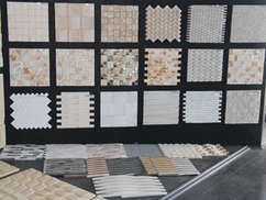 Mosaics for Bathroom, Kitchen, Swimming Pools - Luxe Collections | Designer Tiles | Scoop.it