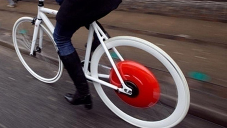 Ducati e-Wheel: trasforma la tua bici in ebike - ebike.bicilive.it   bicilive.it Mag   Scoop.it