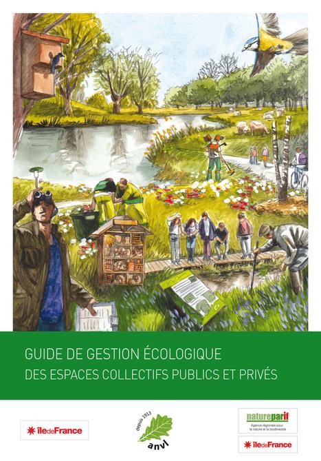 Le guide de gestion écologique des espaces collectifs publics et privés | Insect Archive | Scoop.it