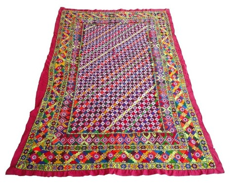 Sindhi Embroidery – Ralli Quilt | Ralli Quilts | Scoop.it