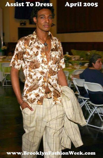 Photos du journal - Brooklyn Fashion Week | Lorisa Artist 2005 #TBT #Blackfashiondesigner #Brooklyn #fashion | Black Fashion Designers | Scoop.it