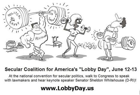 RDFRS: Caption contest: US Senator gives Keynote at Lobby Day | Slash's Atheist & Antitheism page | Scoop.it