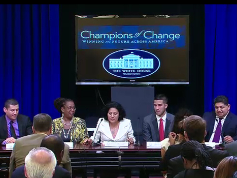 The White House Honors 8 Latinos as Champions of Change | News from the Spanish-speaking World | Scoop.it