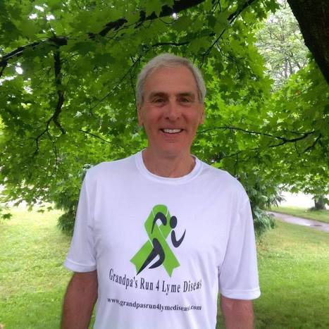 Grandfather finishes two-year run for Lyme Disease Awareness - 570 NEWS | Tick Borne Diseases in Canada (including Lyme, Bartonella, Babesiosis, Anaplasmosis, etc.) | Scoop.it