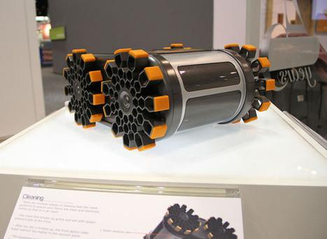 L'aspirateur robot qui montera peut être un jour vos escaliers ! | Les robots domestiques | Scoop.it
