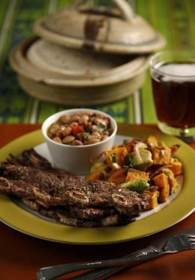 Tablita side dish: Frijoles charros - Dallas Morning News | 4-Hour Body Bean Cookbook | Scoop.it