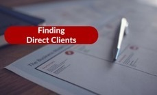 Finding Direct Clients | Professional Translation | Scoop.it