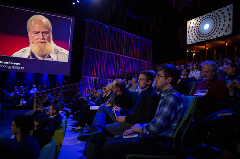 What will be our Pantheon? : Bran Ferren at TED2014 | TED Blog | E-Education | Scoop.it