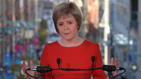 Nicola Sturgeon calls on businesses to commit to living wage | Business Scotland | Scoop.it