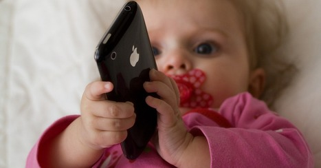 38% of Children Under 2 Use Mobile Media, Study Says | Digital Natives | Scoop.it