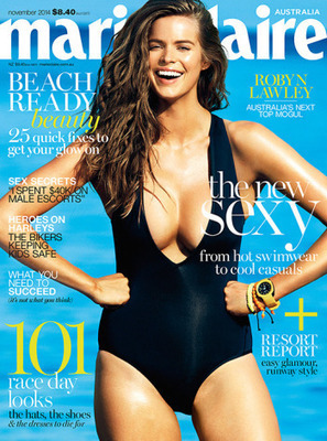 Robyn Lawley Sums Up The Biggest Problem With The Modelling World | Fabulous Feminism | Scoop.it