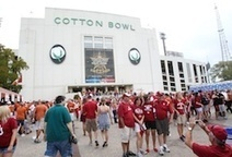 Man vs. Woman vs. Machine College Football Predictions: OU vs. Texas | Sooner4OU | Scoop.it