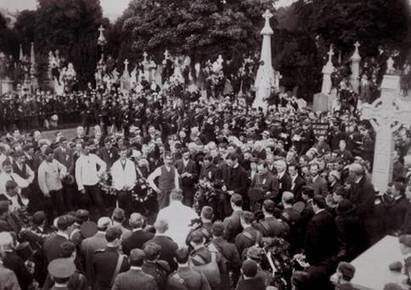 How a graveside call to arms changed the fate of a nation | The Irish Literary Times | Scoop.it