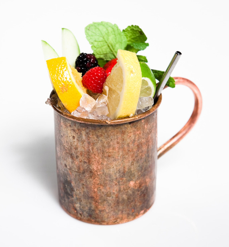 8 Manly Cocktails That are Good for You | Men's Fitness, Wellness, Health | Scoop.it