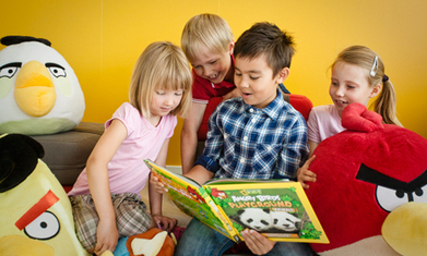 Angry Birds Playground: Rovio catapults gaming into the classroom | Learning technology | Scoop.it