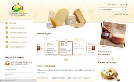 (FR) Belgique   Fromages de chez Nous   Europe   Culture   LifeStyle   Cuisine   1001 Glossaries, dictionaries, resources   Scoop.it