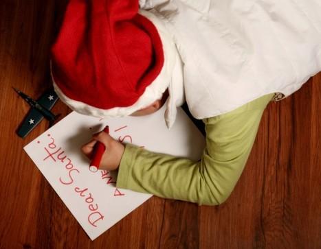 La verità su Babbo Natale: che cosa succede quando i bambini la scoprono? | Parliamo di psicologia | Scoop.it