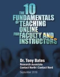 The 10 Fundamentals of Teaching Online for Faculty and Instructors | teachonline.ca | Ontwerpen en begeleiden van afstandsonderwijs | Scoop.it