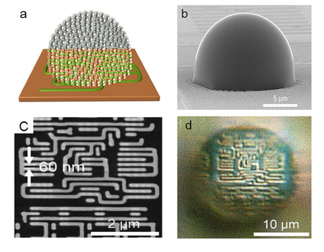 Seeing the invisible: Visible light superlens made from nanobeads | COMPUTATIONAL THINKING and CYBERLEARNING | Scoop.it