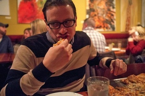 Man Says He Has Survived on Pizza Alone for 25 Years | Strange days indeed... | Scoop.it