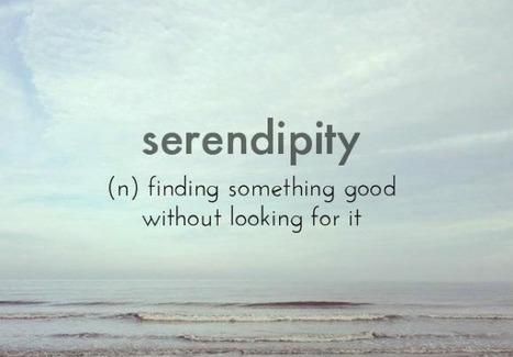 Serendipity : hallazgo fortuito descubrimiento inesperado   Have serendipity!   Scoop.it