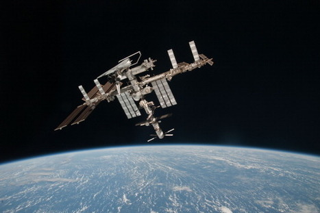 NASA Upgrades The Internet Connection On The International Space Station | The Blog's Revue by OlivierSC | Scoop.it