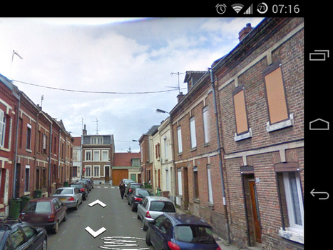 Services Google Play : du nouveau du côté de Street View | netnavig | Scoop.it