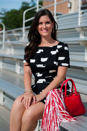 5 must-have football season accessories ahead of Delta Zeta's 'Make Some Noise' Game Day Fashion Show | The Birmingham News | Mia Watkins | Megan LaRussa | Belk  Fashion - with Arlene Goldstein, Belk Vice President of Trend Merchandising and Fashion Direction | Scoop.it