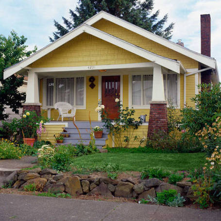 House Architecture Styles On 1930 American Bungalow House Styles Home Design Trends Scoop It