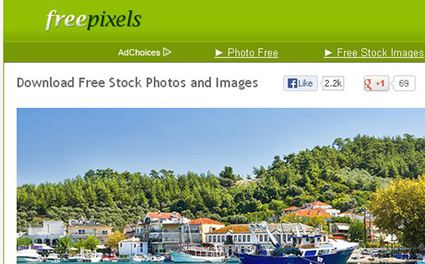 20 Excellent Free Stock Photo Sites | Visual Content Strategy | Scoop.it