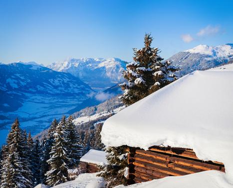 Cette année, les français prennent de la hauteur pour les vacances d'hiver !   Communiqué de presse Abritel   Scoop.it