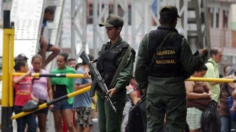 Is TPS Warranted? Venezuelan Women Push Past Border Guards To Seek Food | Global Affairs, Immigration Policy | Scoop.it