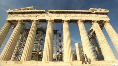 The Parthenon - An Optical Illusion | :: The 4th Era :: | Scoop.it