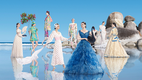 NGV - National Gallery of Victoria | 200 Years of Australian Fashion | design exhibitions | Scoop.it