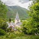 Eglises et chapelles de la vallée : Notre Dame de Bourisp   Vallée d'Aure - Pyrénées   Scoop.it