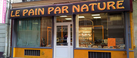 Le Pain par Nature, Paris 18è, naturellement savoureux | painrisien | Actu Pain Boulangerie Patisserie Traiteur | Scoop.it