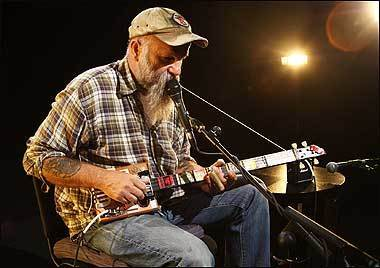 Seasick Steve: the hobo who moved up to first class - Telegraph | Riff Raff | Scoop.it