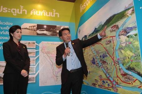 Flood plan pleases diplomats - The Nation | Thailand Floods (#ThaiFloodEng) | Scoop.it