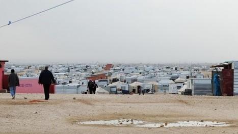 Besuch im jordanischen Flüchtlingscamp Zaatari - Brautkleid im Wüstensand | Syrische Flüchtlinge | Scoop.it