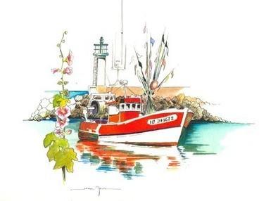 Stage carnet de voyages sur l'île d'Oléron - I-Voyages | idées carnets de voyage | Scoop.it