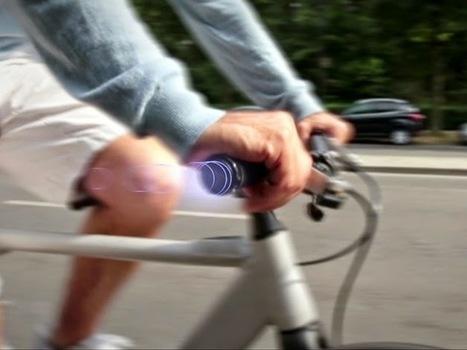 smrtGRIPS: mapa da cidade incorporado na própria bicicleta | Criatividade, inovação, marketing | Scoop.it