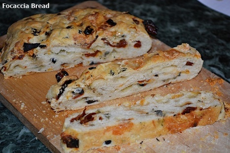 The Easiest, Bestest Focaccia Bread Ever!! Recipe - Food.com | Hobby, LifeStyle and much more... (multilingual: EN, FR, DE) | Scoop.it