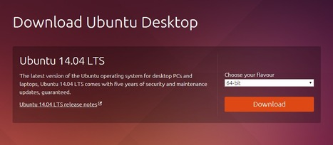 Download Ubuntu 14.04 LTS | Time to Learn | Scoop.it