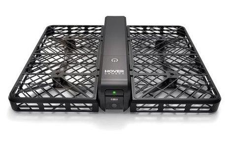 Hover Camera : le drone à selfie grand public 100% autonome | Vous avez dit Innovation ? | Scoop.it