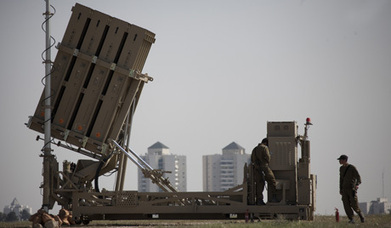 Israel pulls missiles to Syria border | From Tahrir Square | Scoop.it