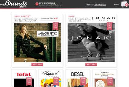 Groupon: un pas vers les ventes événementielles avec MyBrands | Achat groupé | Scoop.it