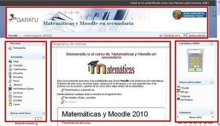 09 Moodle-Google - MateGuay | MATEmatikaSI | Scoop.it